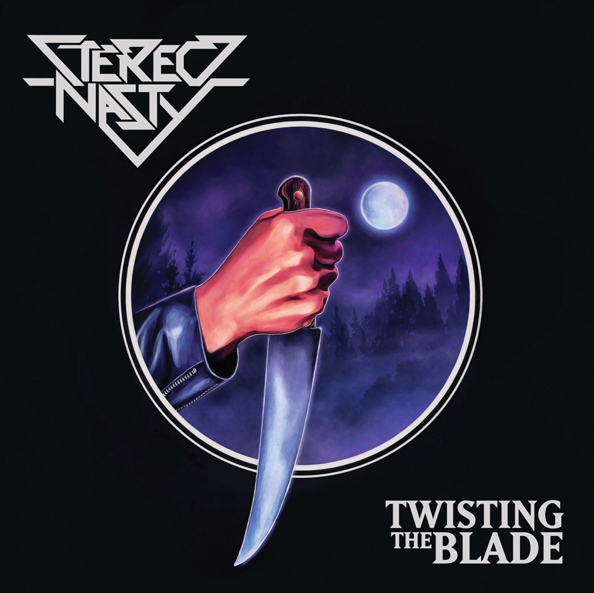 "Stereo Nasty, ""Twisting the Blade"" (2017) Album Review"