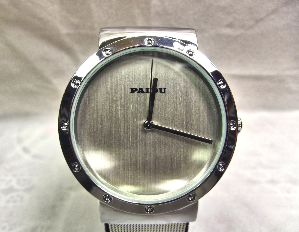 Review of the Paidu 58919 Analog Watch