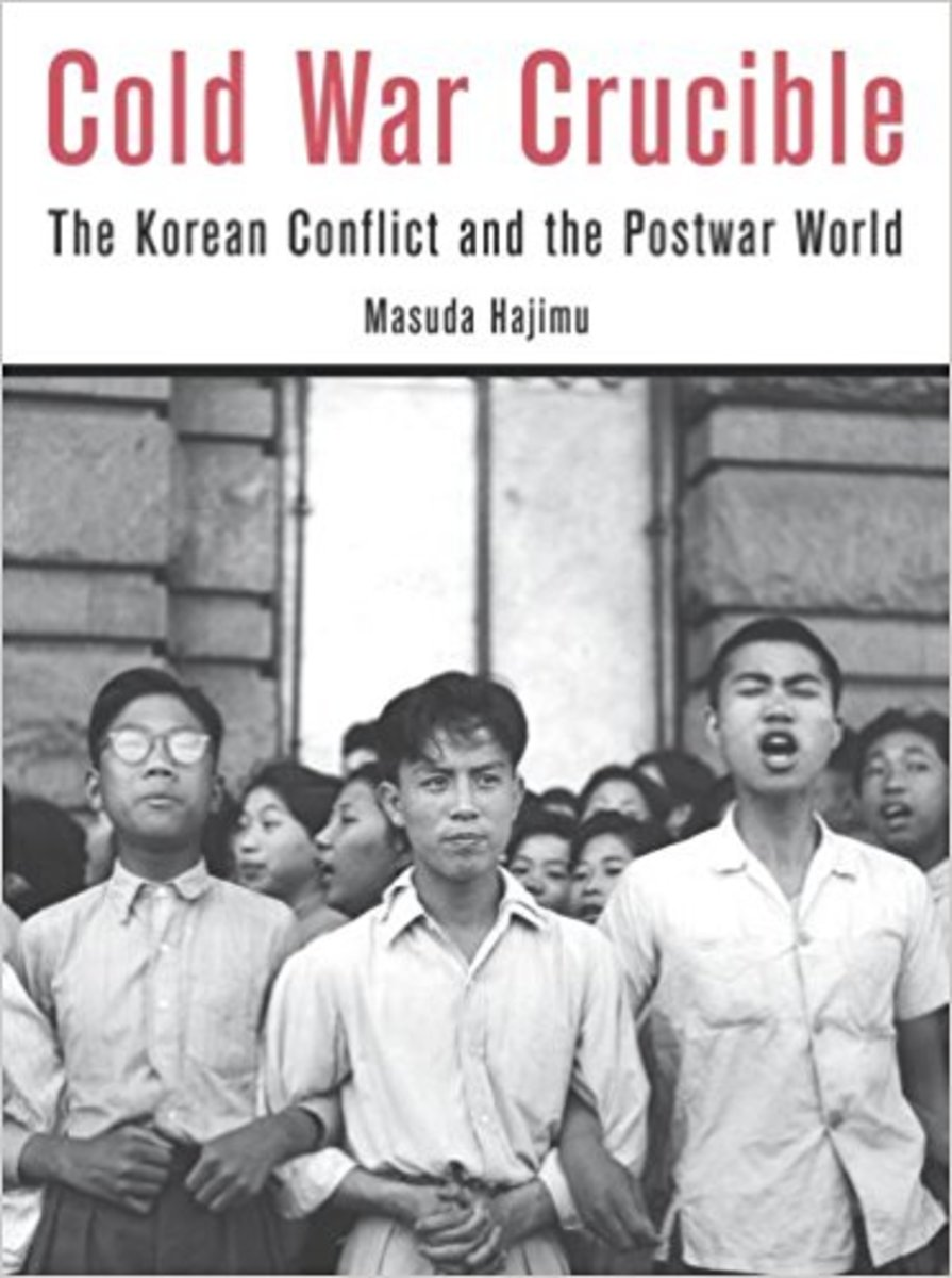 Cold War Crucible: The Korean Conflict and the Postwar World.