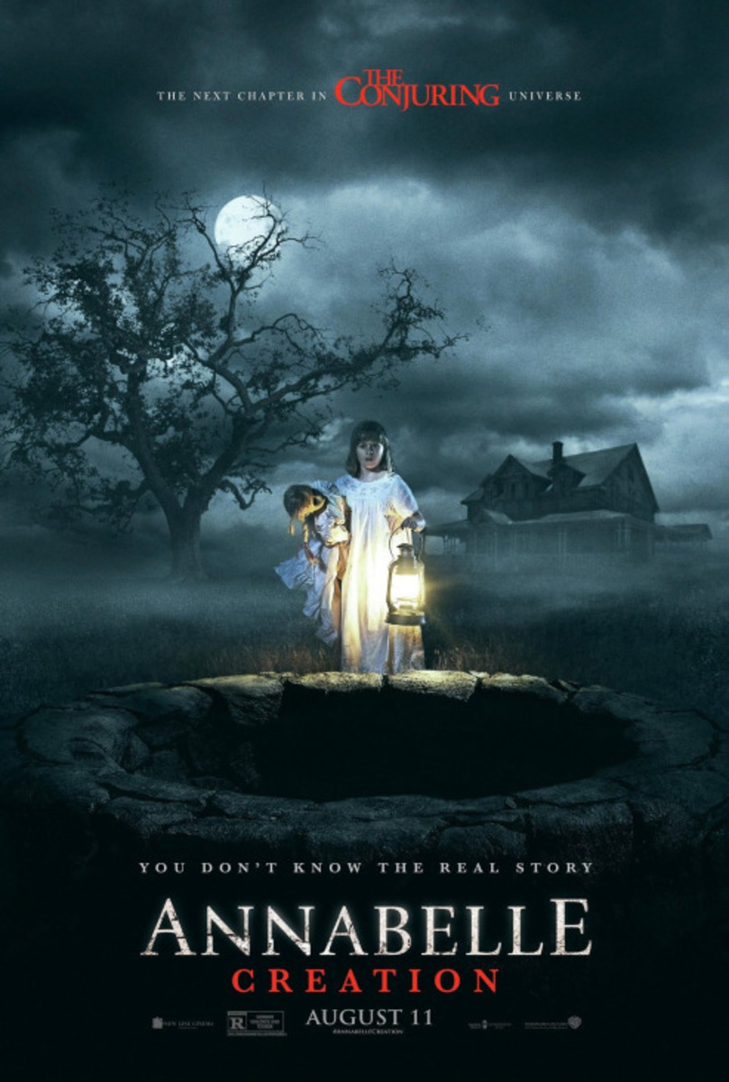 New Review: Annabelle: Creation (2017)