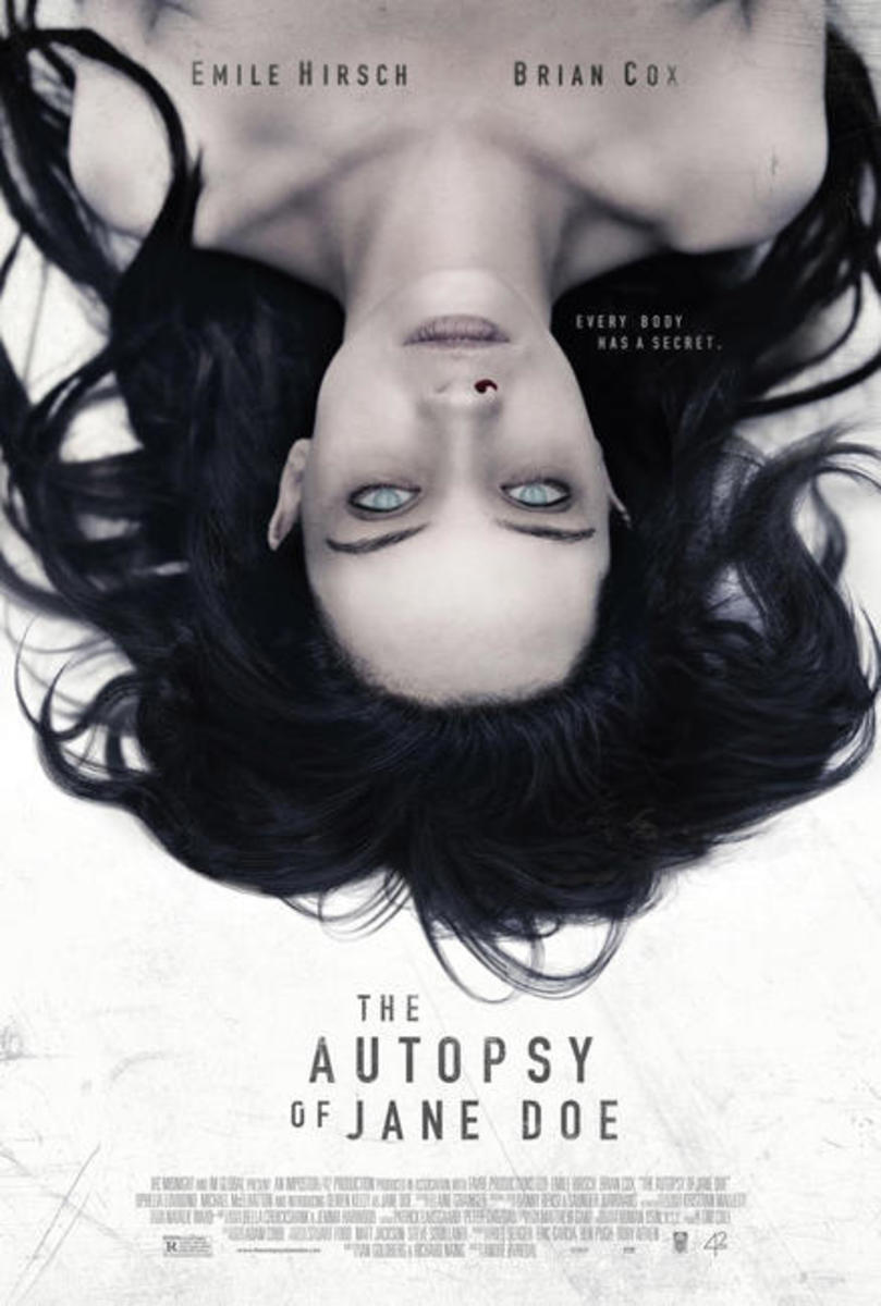 Review- 'The Autopsy of Jane Doe.' (2016) Not Sure About The Hype.