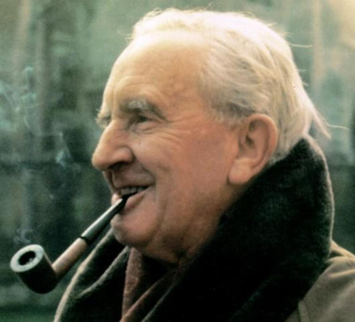 "J.R.R. Tolkien: The Author of ""The Hobbit"" and ""Lord of the Rings"""