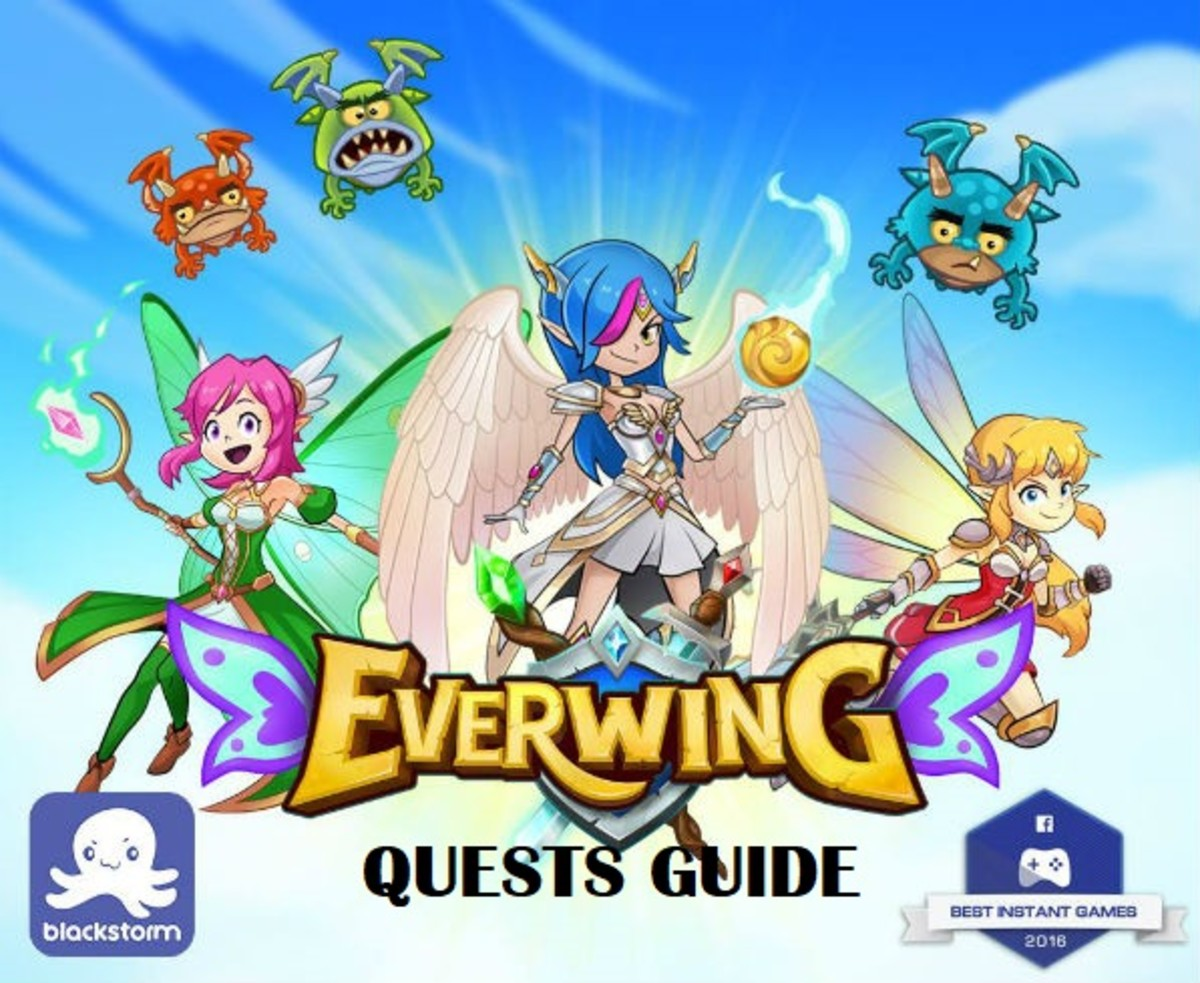 EverWing Quests Guide