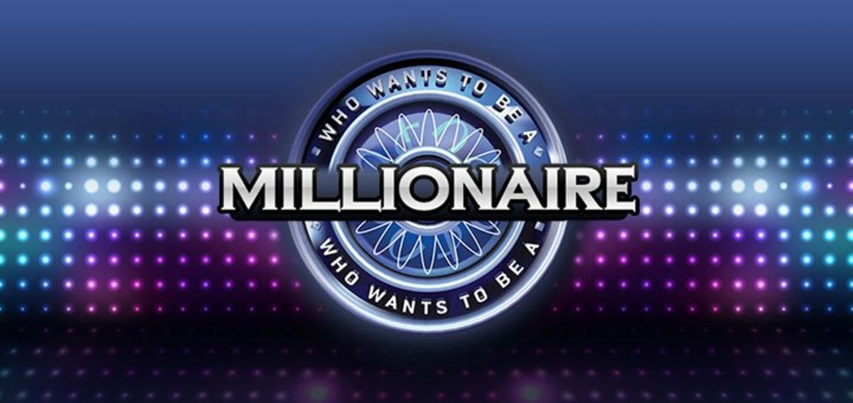 Who Wants to Be a Millionaire?'s logo
