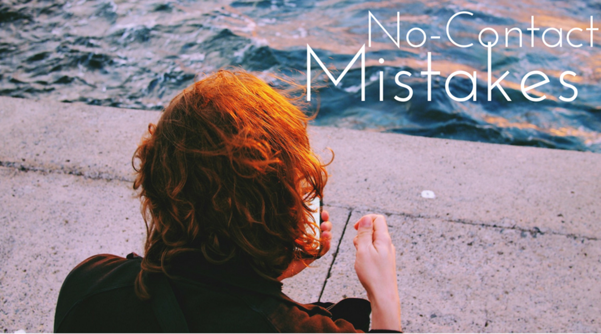 7 Dumb Mistakes People Make After No Contact and How to Avoid Them