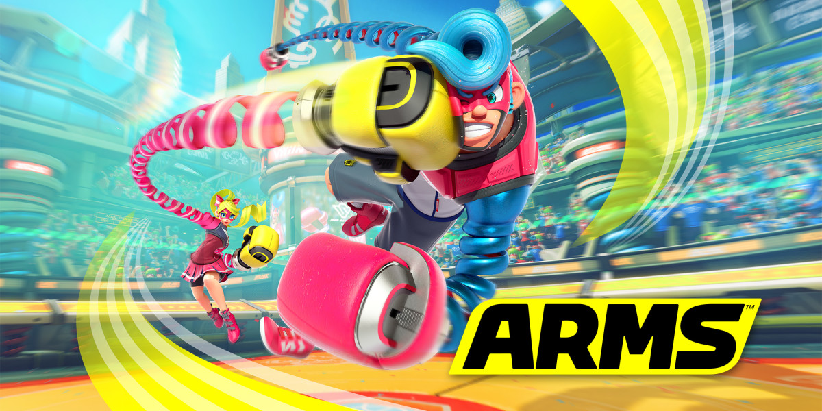 Nintendo Switch Game Reviews: ARMS
