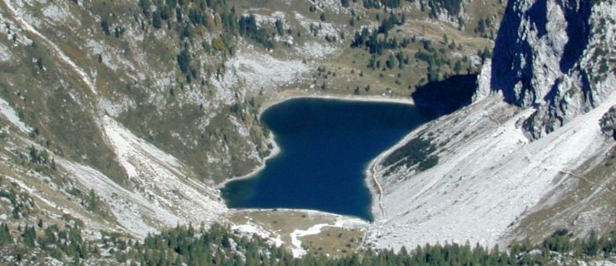Lake Krn (Krnsko jezero)