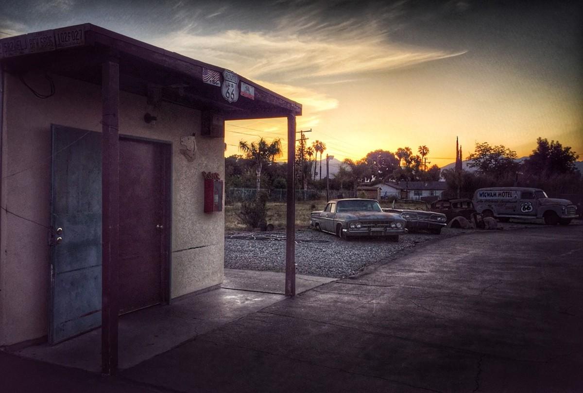 Motel, Route 66