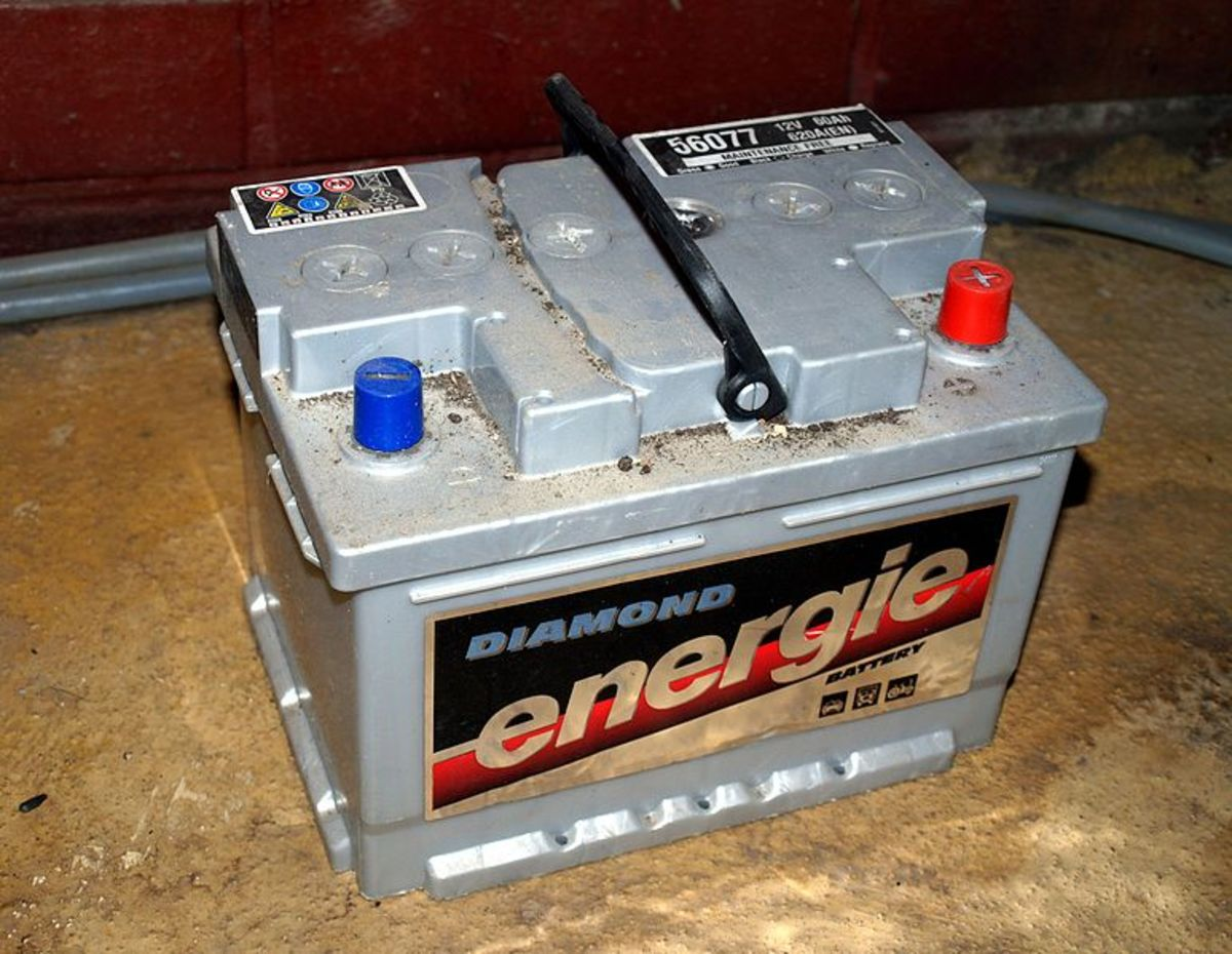 Before you replace a discharging battery, perform some simple tests.