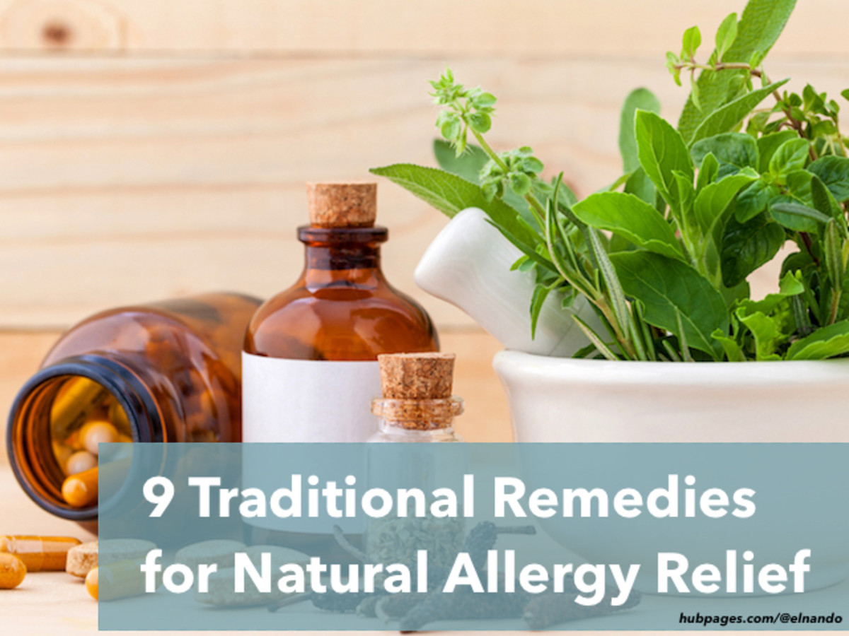 9 Home Remedies for Natural Allergy Relief