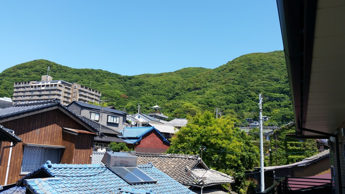 Where I Live in Japan