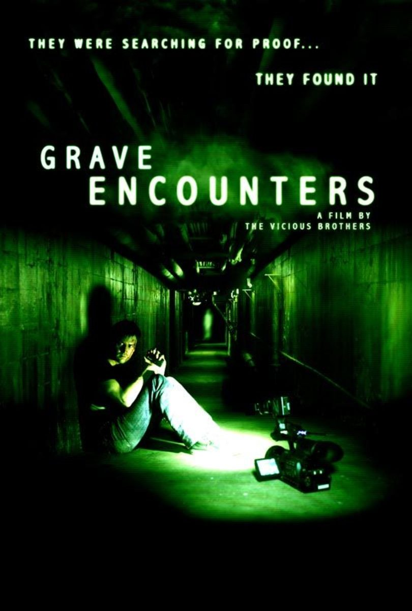 Movie Review-'Grave Encounters' Franchise and Why I'm Defending It