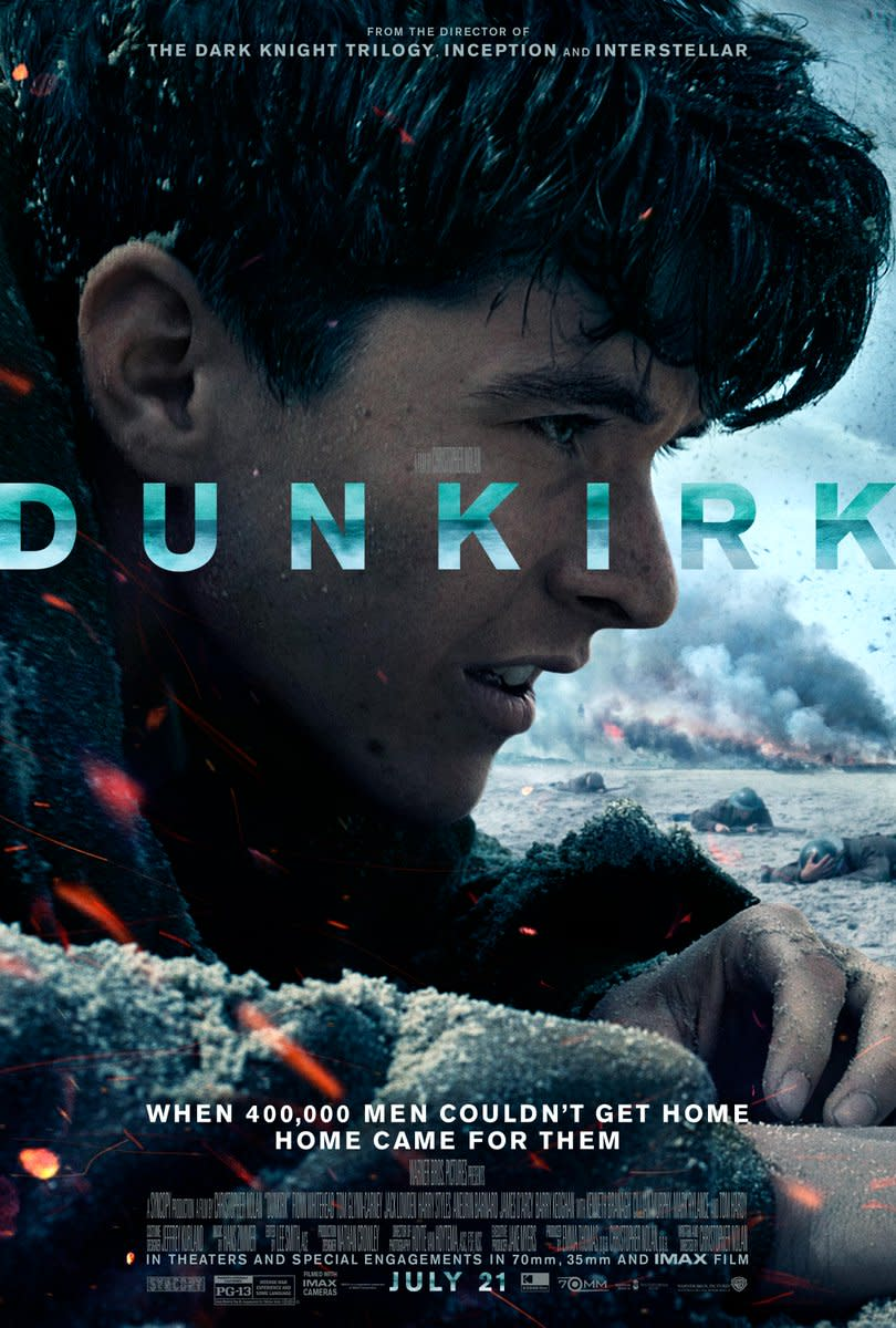 """Dunkirk"": A Millennial's Movie Review"
