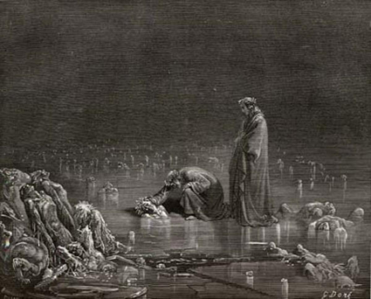 Gustave Dore's Inferno