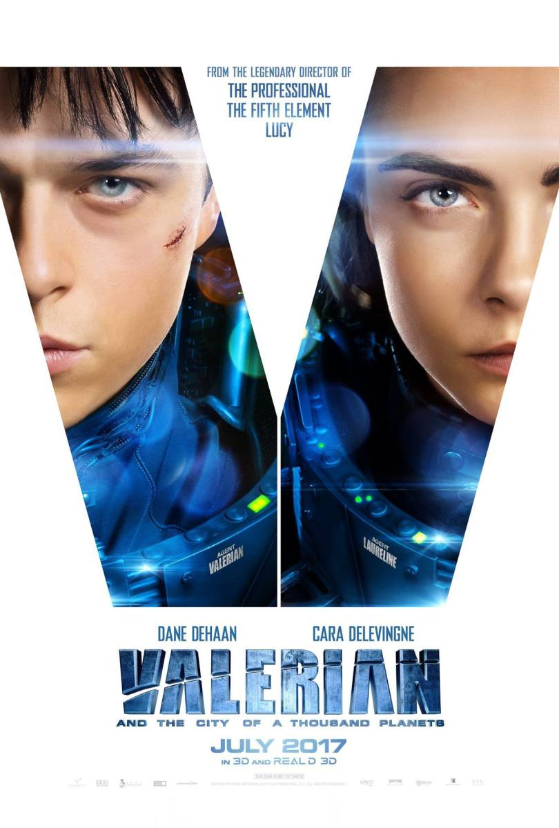 Valerian and the City of a Thousand Planets: Movie Review