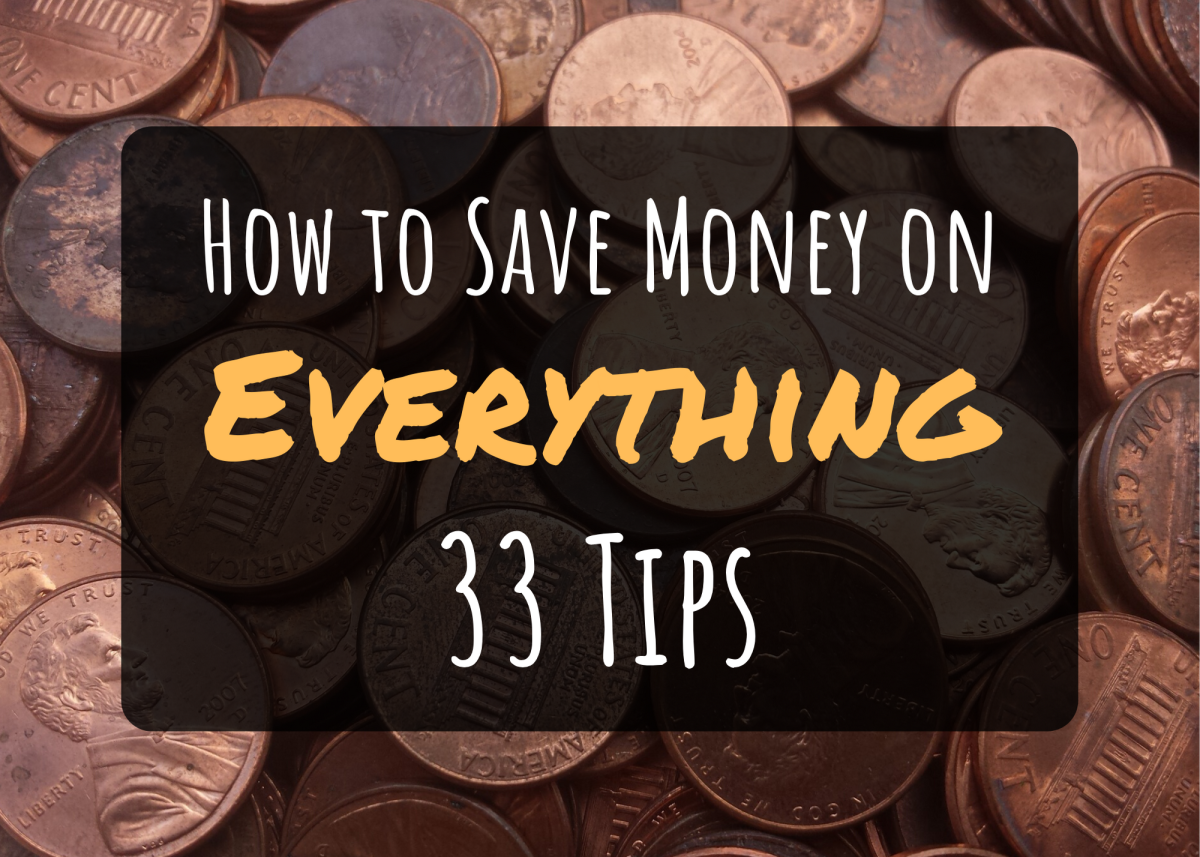 Get some inventive ideas for saving money in your daily life.