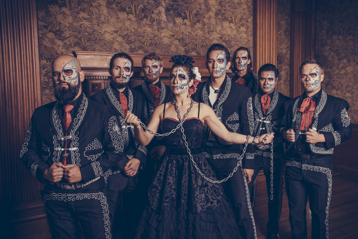 The Mariachi Ghost-- Canadian Band Profile