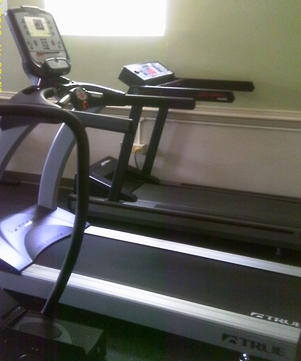 The treadmill can be a great way to get a cardiovascular workout.