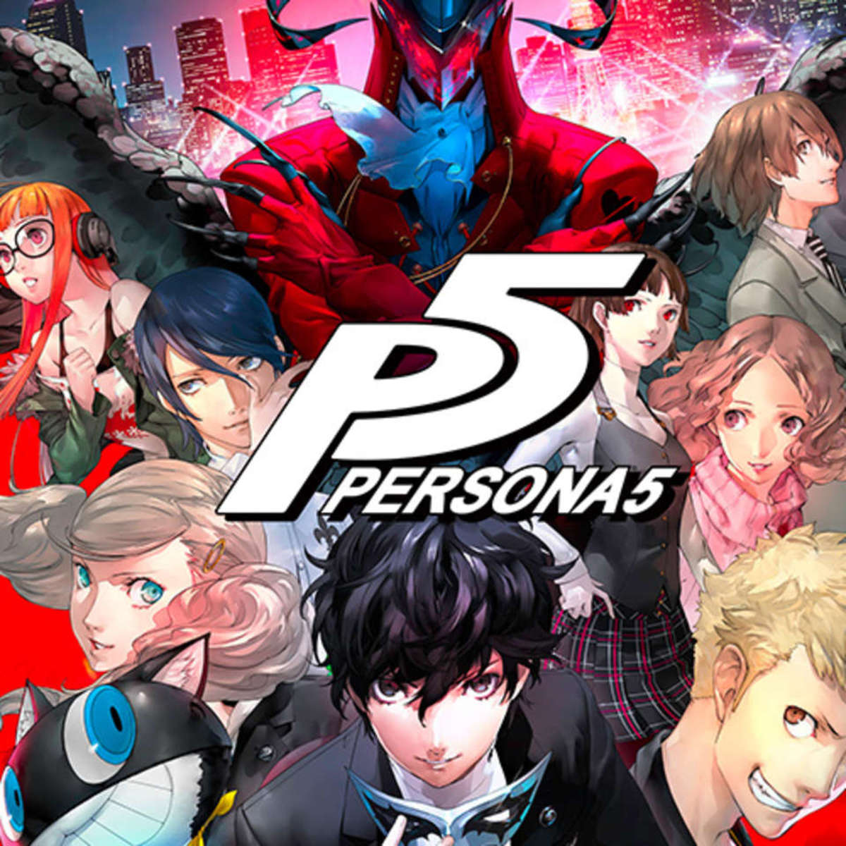"""""""Persona 5"""""""