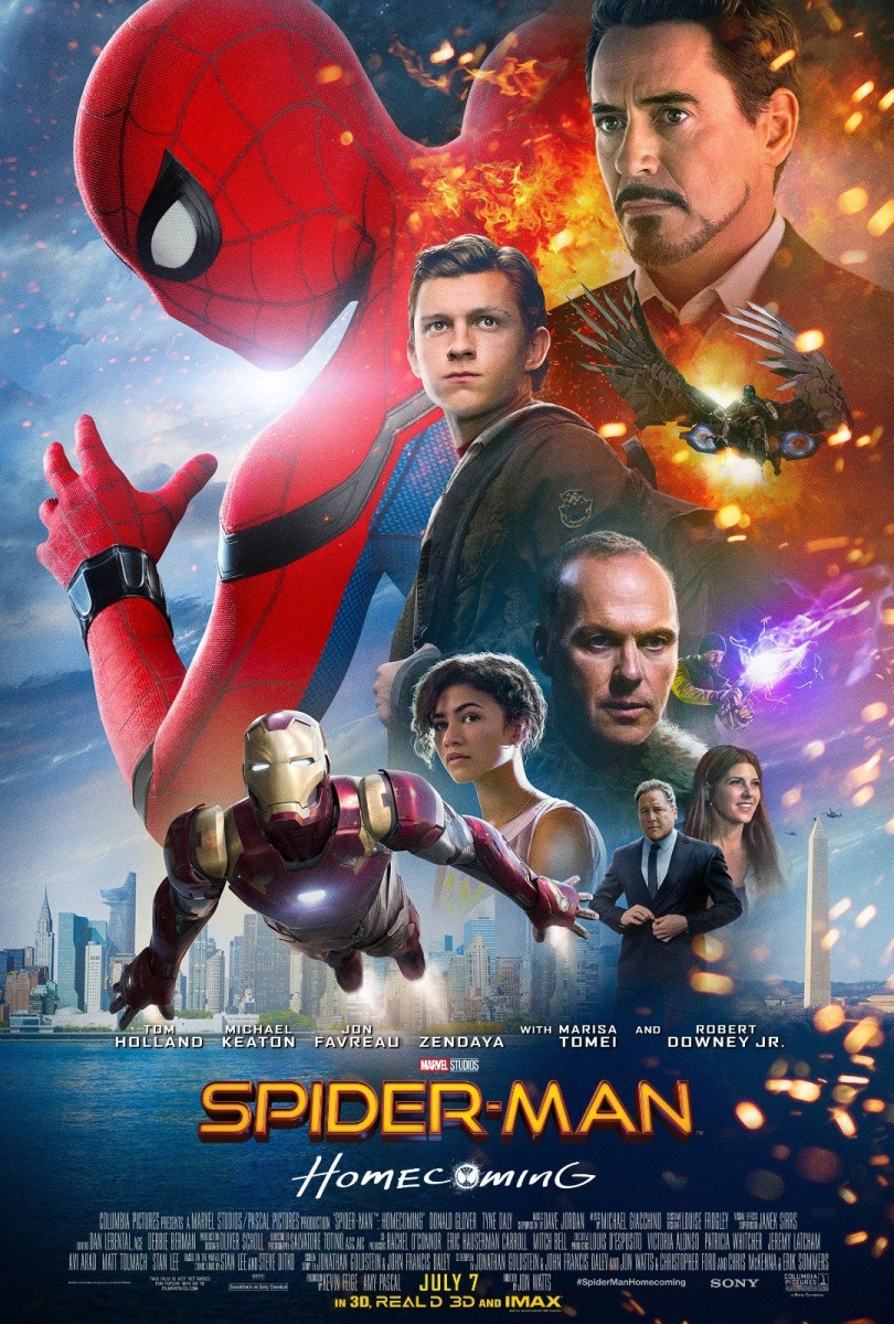 Spider-Man - Homecoming: Movie Review