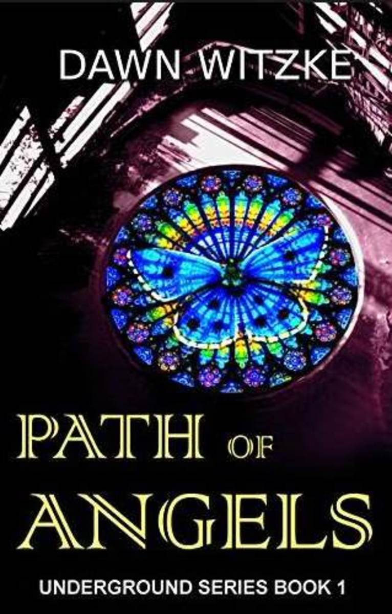 "Cover of ""Path of Angels"" by Dawn Witzke"