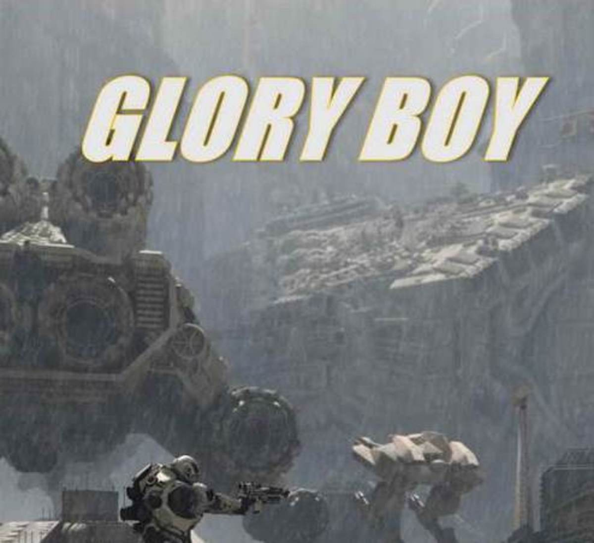 "The cover of ""Glory Boy"""