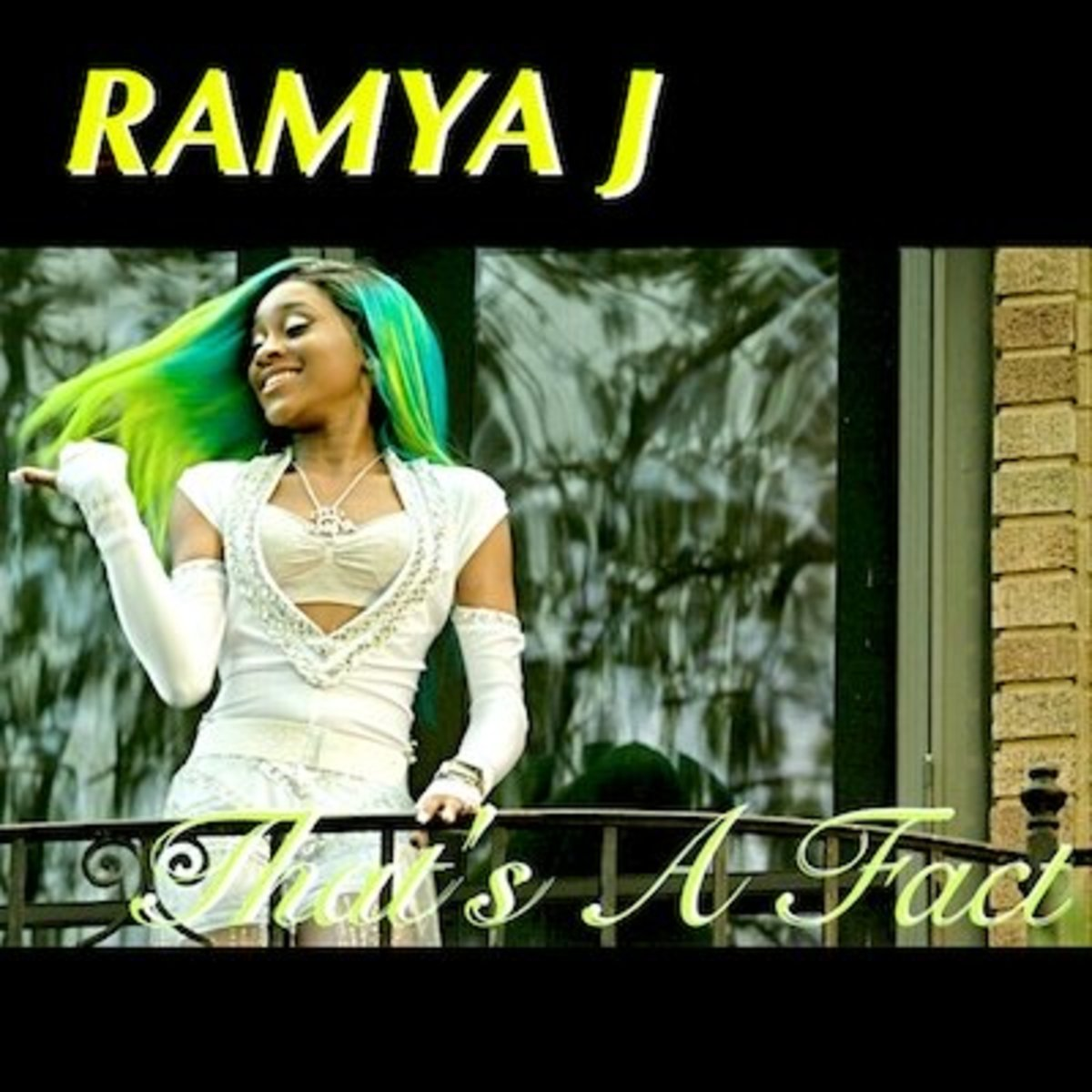 "Ramya J's ""That's a Fact"" Single With Tootie Raww"