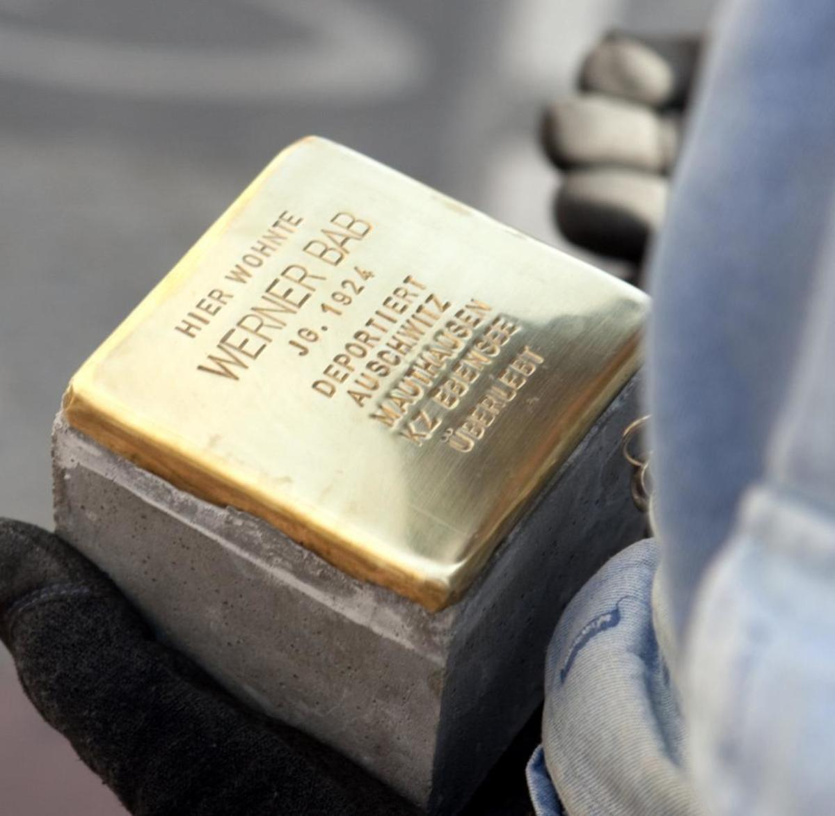 The Importance of Remembering: The Purpose of Stolpersteine or Tripping Stones