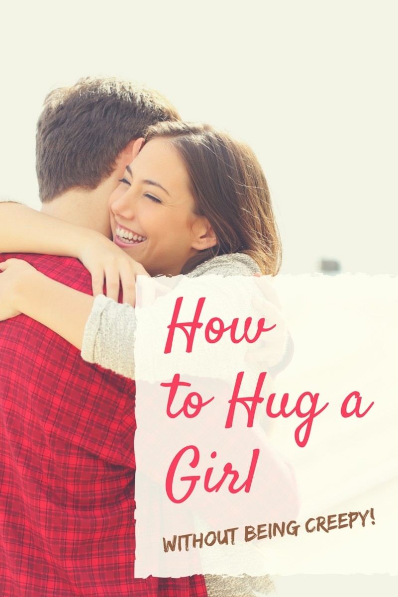 How to Hug a Girl