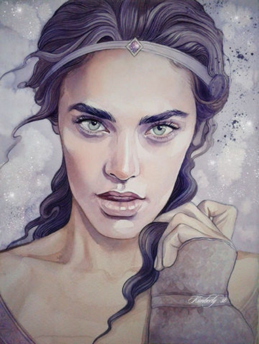 The wife of Hurin, Morwen, is a cunning and strong willed woman. Learn what makes her such an incredible character.