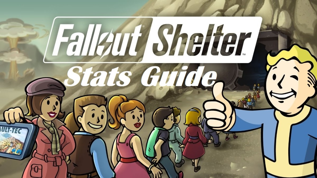"""""""Fallout Shelter"""" SPECIAL Stats Guide"""