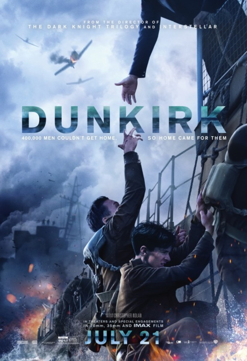 My Review of Dunkirk