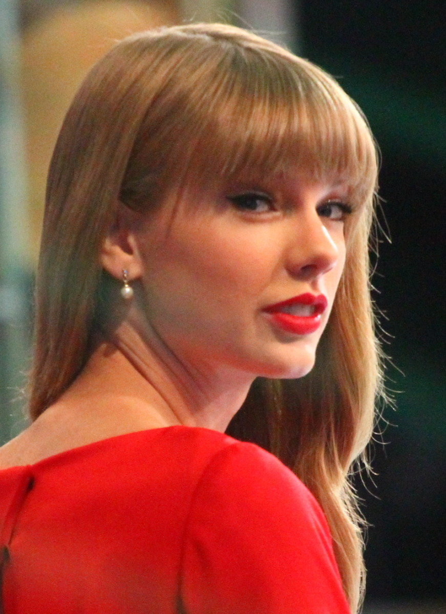 5 Times Taylor Swift Had a Feud With Other Celebs