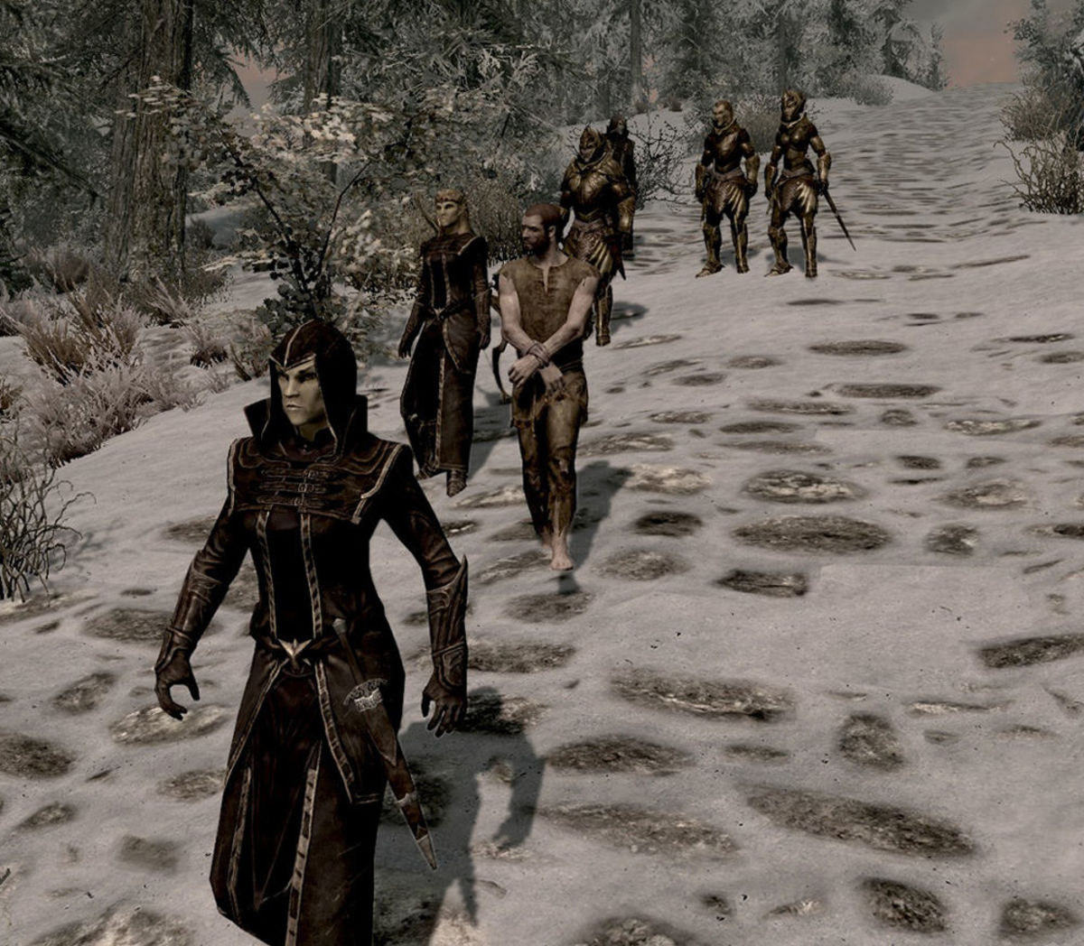 "Thalmor Exterminator Build in ""The Elder Scrolls V: Skyrim"""