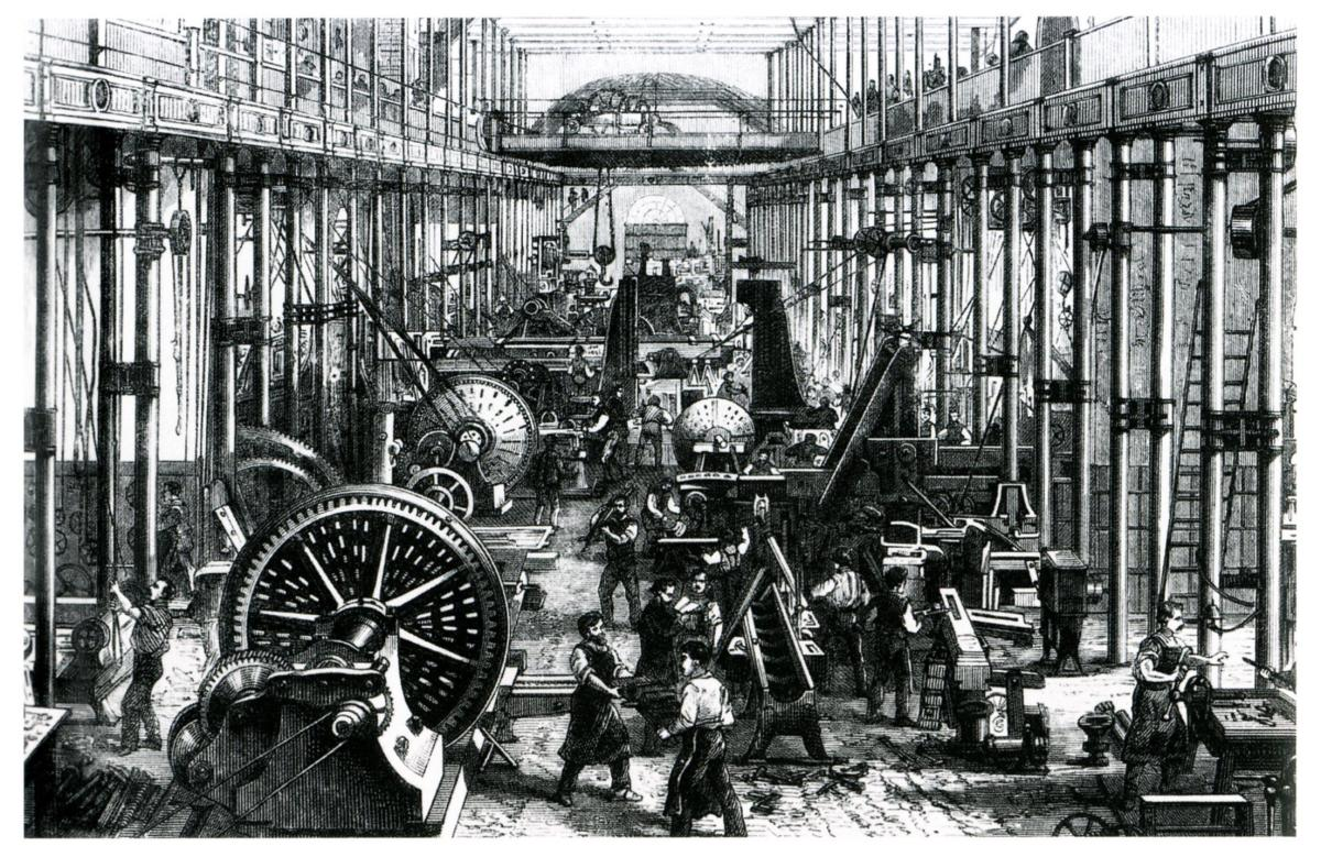 Imperialism, Revolution, and Industrialization in 19th-Century Europe