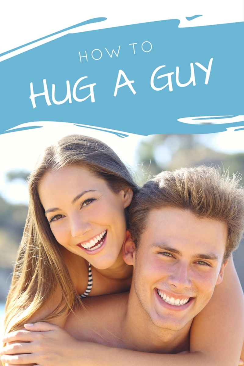 How to Hug a Guy