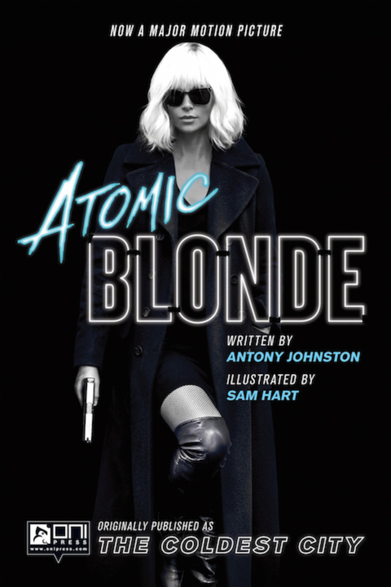 New Review: Atomic Blonde (2017)