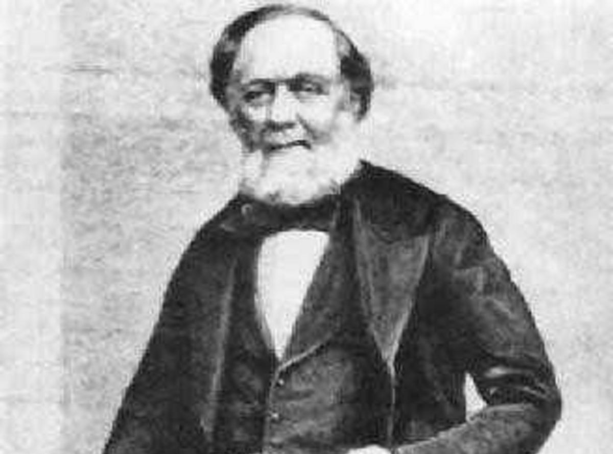 William Calcraft - 11 October 1800 - 13 December 1879