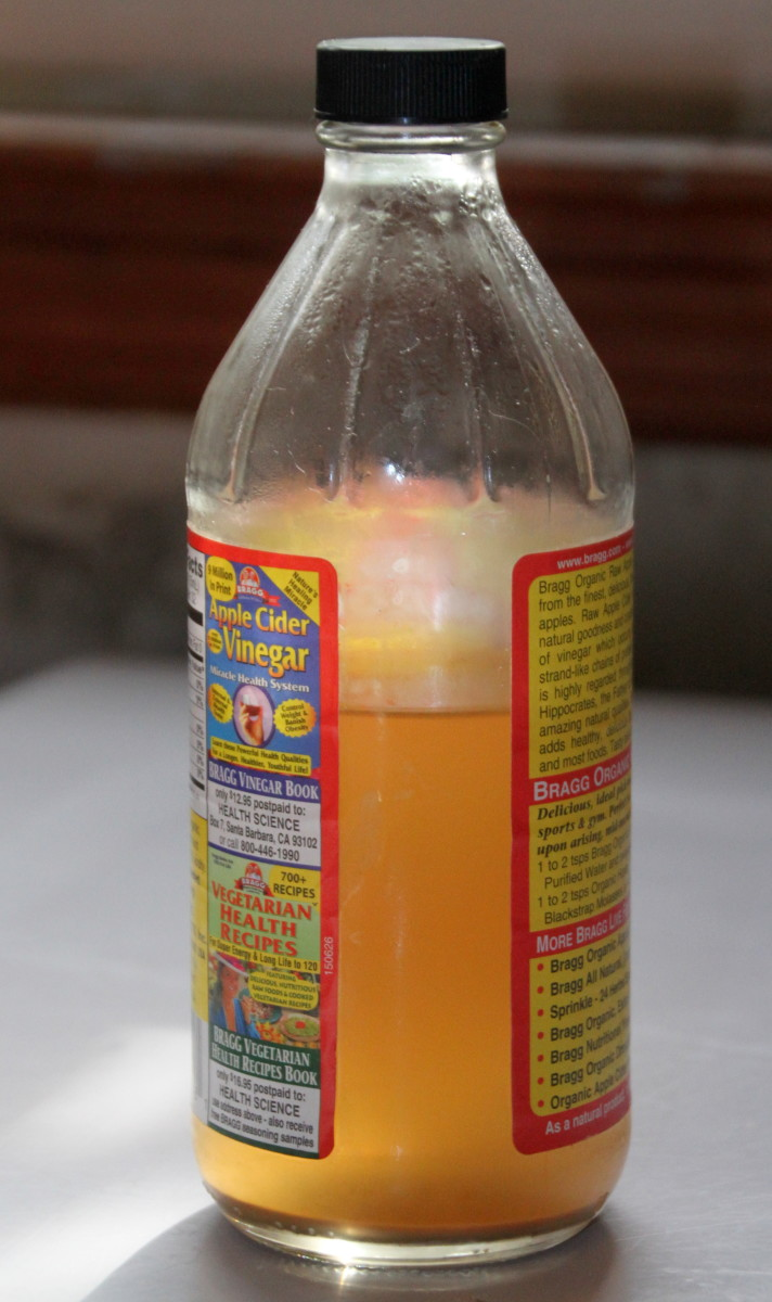 Apple Cider vinegar is but one of many varieties of vinegar available.
