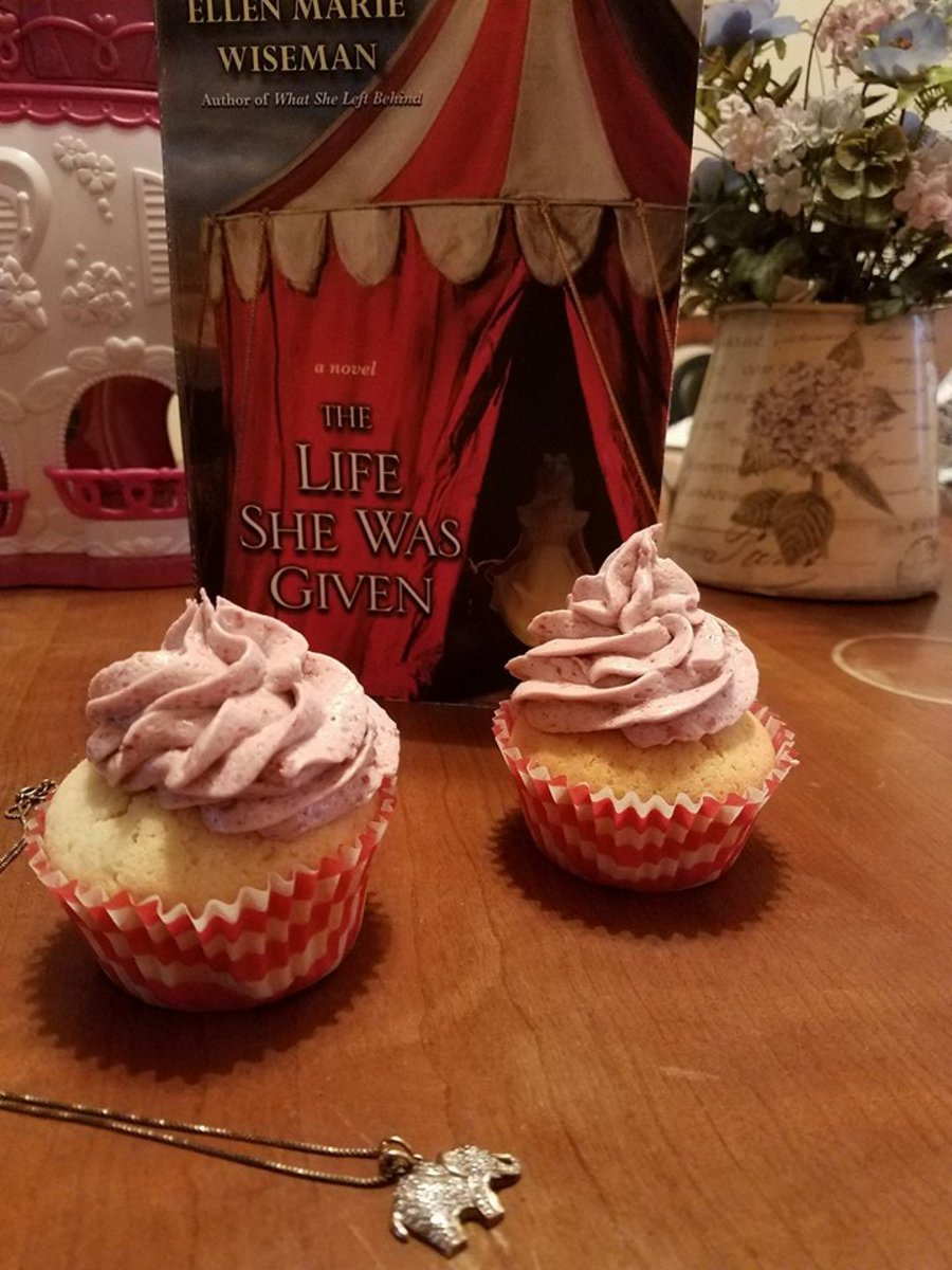 The Life She Was Given Book Discussion and Recipe