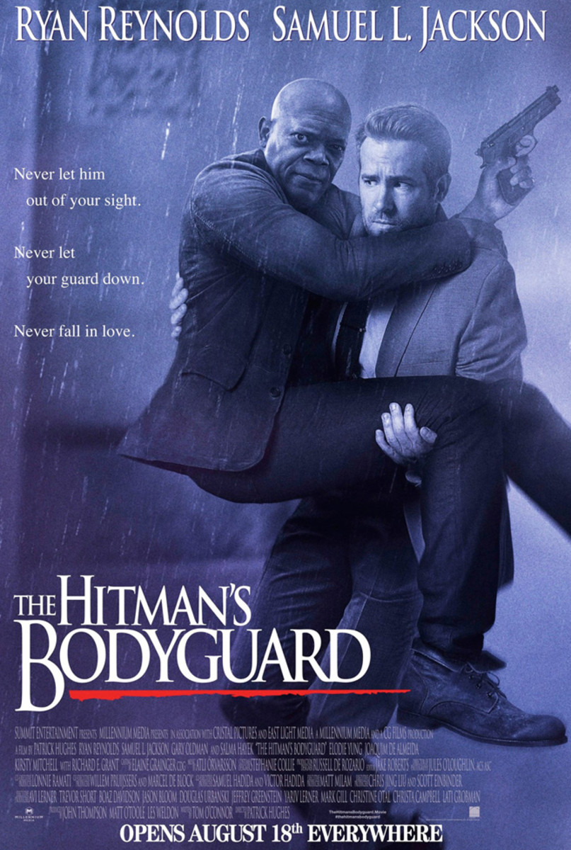"""The Hitman's Bodyguard"" Non-Spoiler Review"