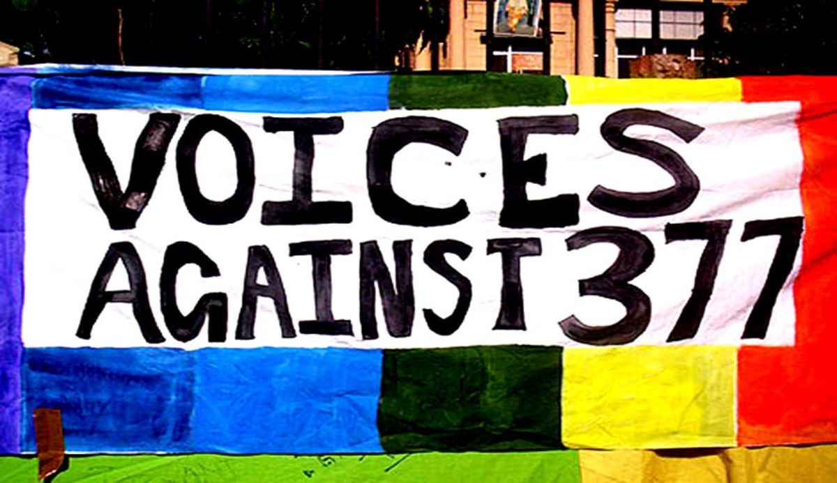 Section 377:  Lesbian, Straight, Bisexual, or Gay, Indian Democracy Dies Another Day.
