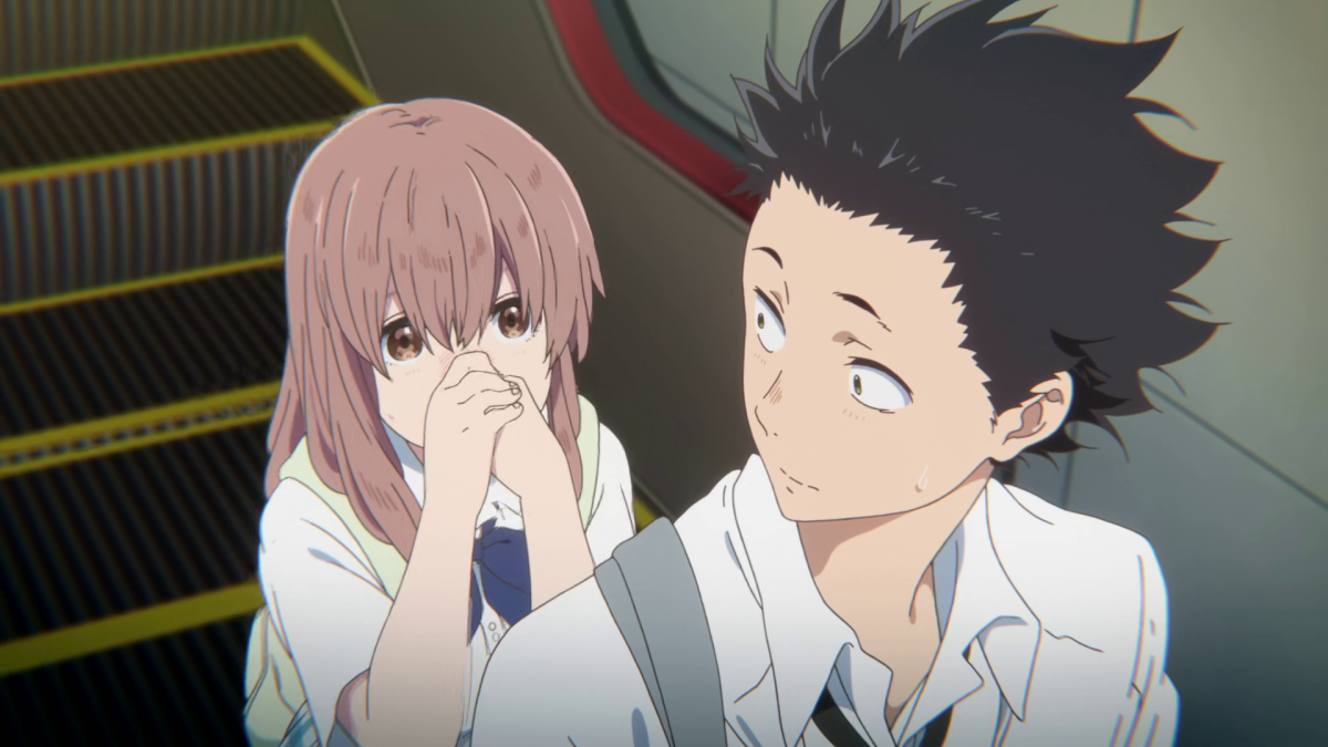 Anime reviews a silent voice