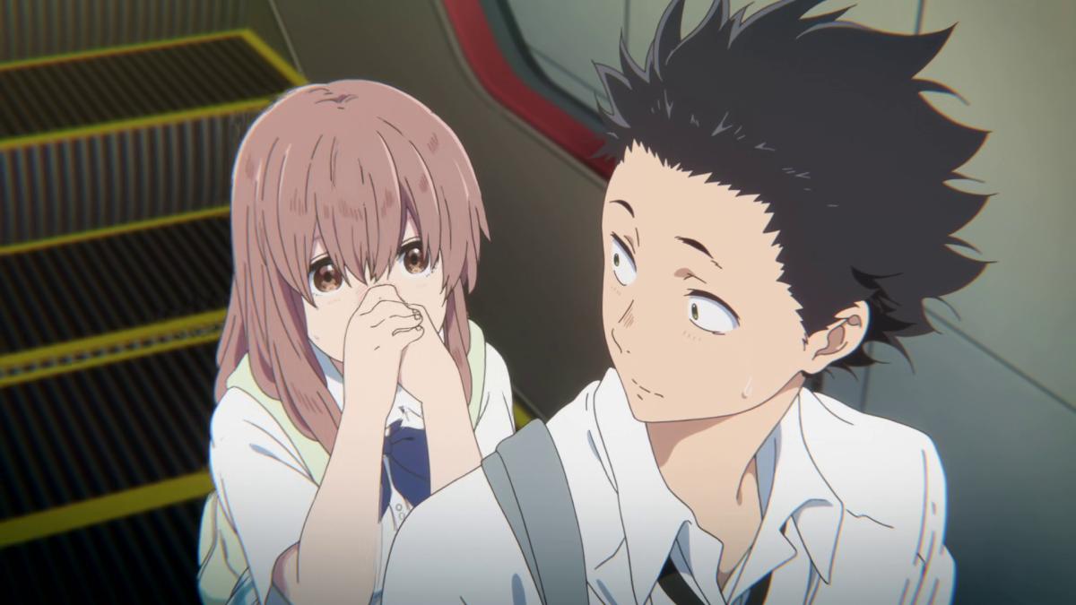 Anime Reviews: A Silent Voice