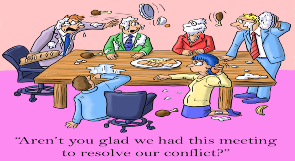 Coping With Conflict and Confrontation