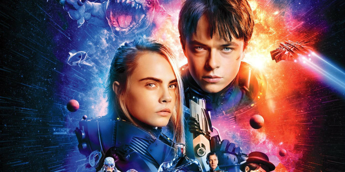 T.O.W.E.L. Review - Valerian and the City of a Thousand Planets