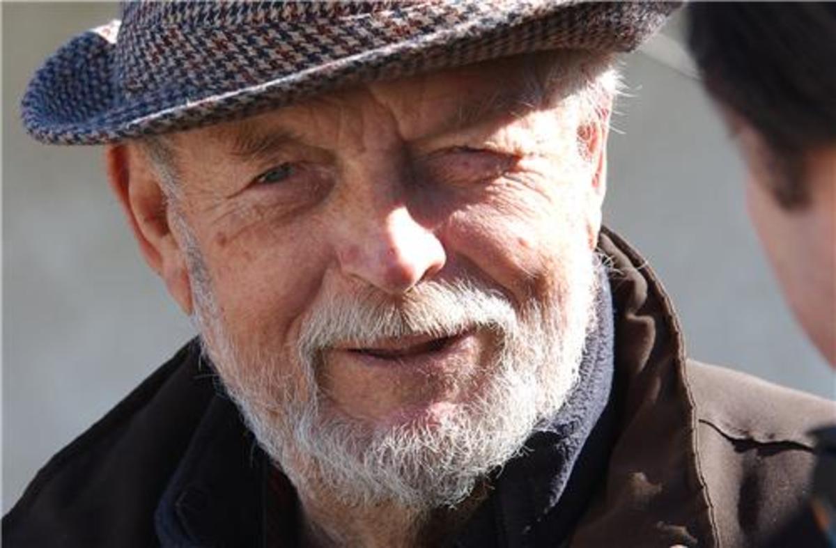 David Pearlman AKA Poppa Neutrino