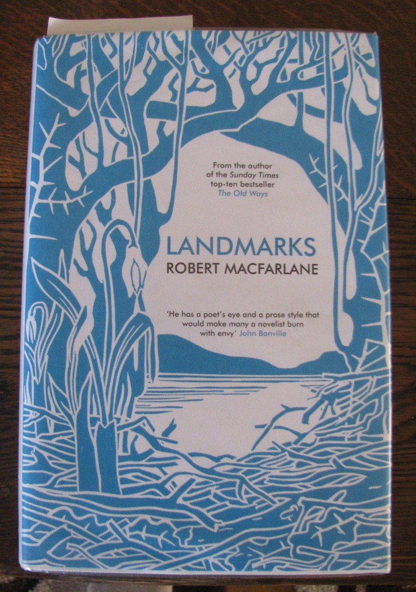 'Landmarks' by Robert Macfarlane