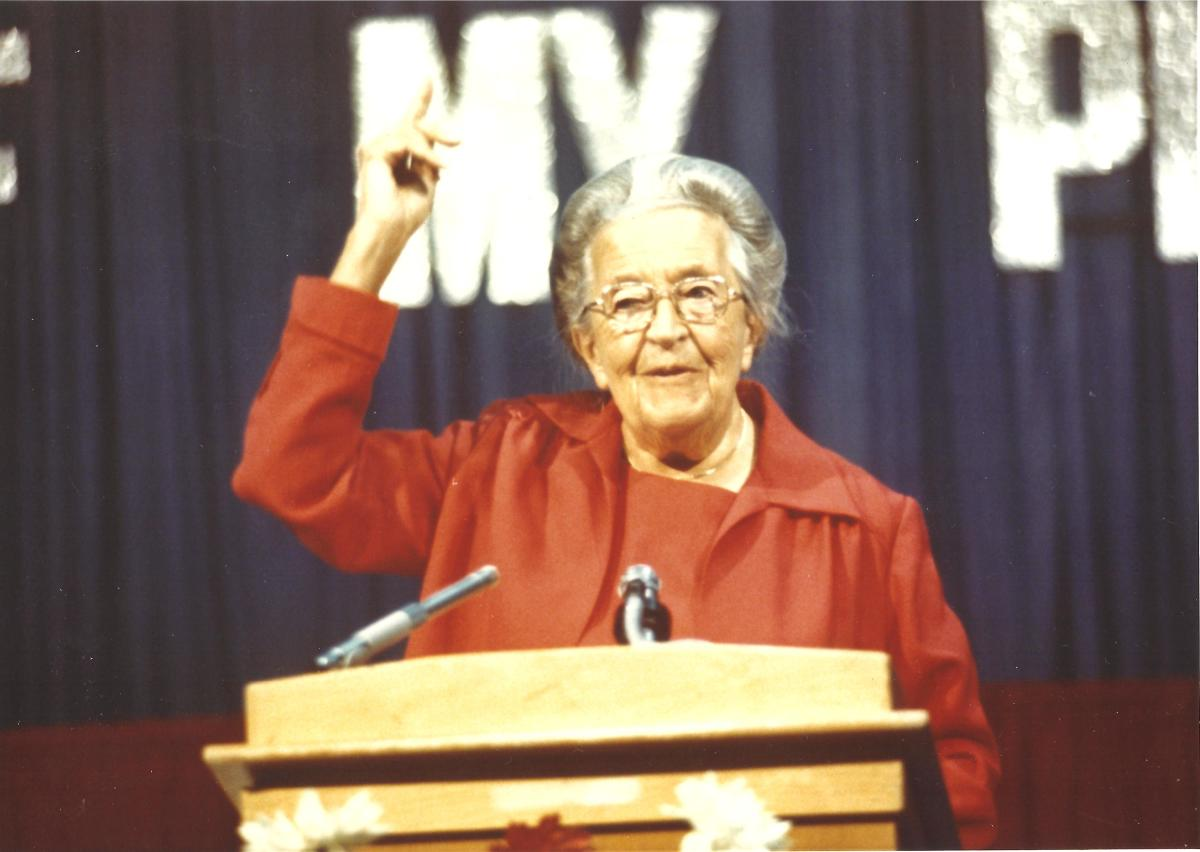 The Incredible Life of Corrie ten Boom