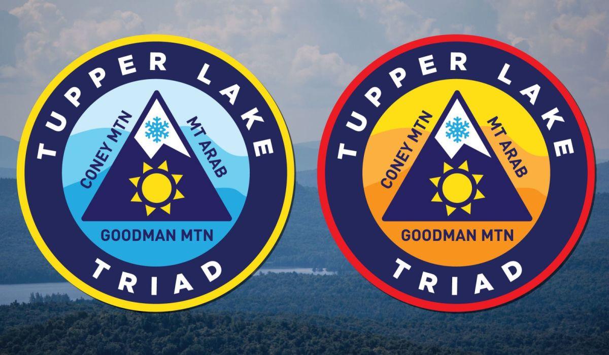 Adirondack Hike:  Tupper Lake Triad